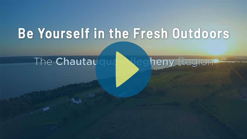 Be yourself in the fresh outdoors